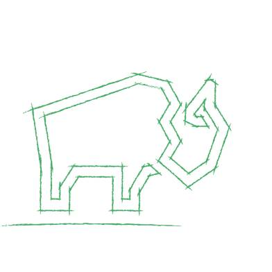 Buffalo tools logo sketch
