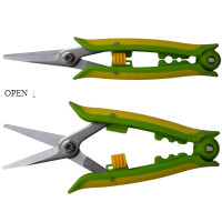 215MM TRIMMING PRUNERS WITH LOCK SWITCH