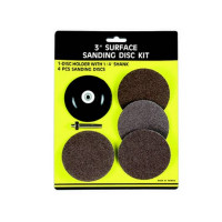 "3"" SURFACE CONDITIONING ABRASIVE DISC KIT"