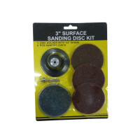 "3"" SURFACE CONDITIONING DISC KIT"
