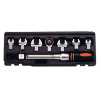 8PCS HEAD INTERCHANGEABLE NEW LOCK TORQUE WRENCH