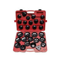 30 PCS CUP TYPE OIL FILTER WRENCH KIT