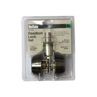 A.B. DOUBLE DEADBOLT LOCK SET