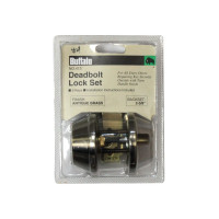 A.B. SINGLE DEADBOLT