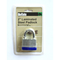 "2"" (50MM) LAMINATED STEEL PADLOCK"