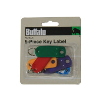5PCS KEY LABEL ON STRIP