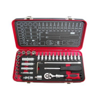 "36PCS 1/4""DR. SOCKET & BITS SOCKET SET"