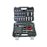 "79PCS 1/4"" & 3/8"" DR. SOCKET SET"
