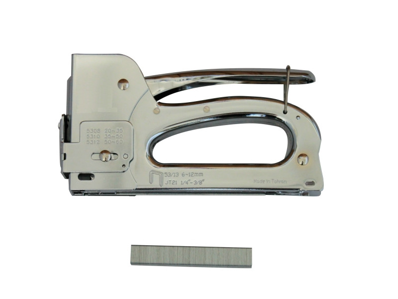 STAPLE GUN TACKER/HEAVY STAPLER