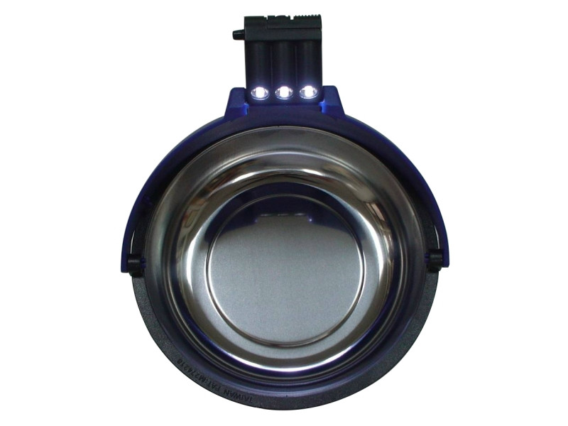 MAGNETIC TRAY & WARNING LIGHT