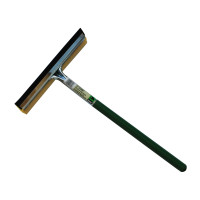 "10"" SQUEEGEE W/WOOD HANDLE"