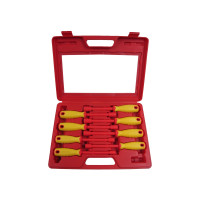 8PCS VDE NUT DRIVER SET