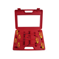 7PCS VDE T-HANDLE STAR KEY WRENCH SET