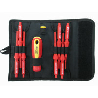 8PCS INTERCHANGABLE VDE SCREWDRIVER SET
