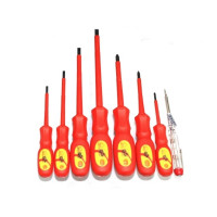 8PCS INSULATED SCREWDRIVER SET