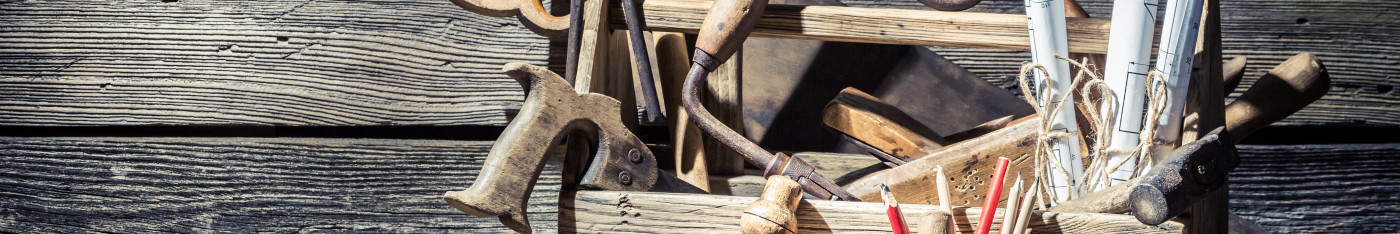 Hand Tools banner image