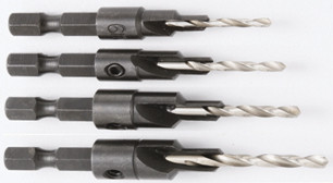 DRILL, COUNTERSINK AND COUNTERBORE
