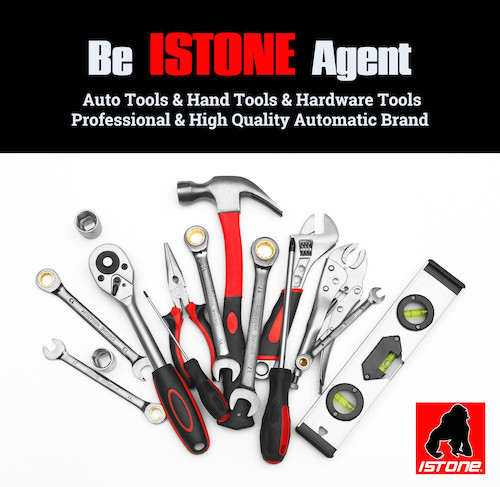 BE AN ISTONE TOOLS PARTNERS: ALL PRODUCTS IN STOCKS