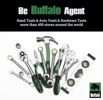BE BUFFALO TOOLS AGENT