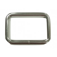 SQUARE LOOP - 32 x 15.5MM