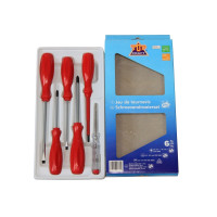 6PCS SCREWDRIVER SET