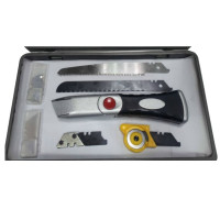 6 IN 1 MULTI-FUNCTION UTILITY KNIFE SET