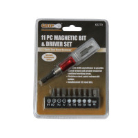 11PCS MAGNETIC BIT ADAPTOR SET