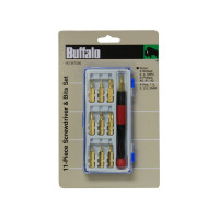 11 PCS SCREWDRIVER & BIT SETS