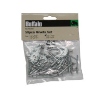 "50PCS RIVETS 5/32"" * 7/32"""
