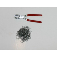100PC CLIP RING SET